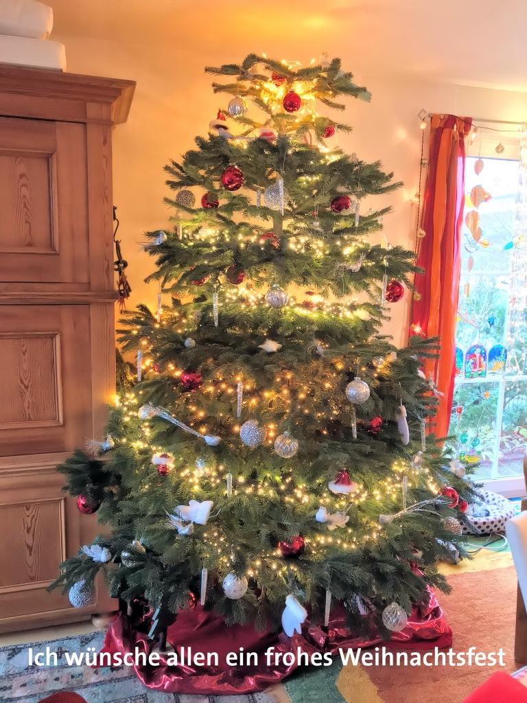 Weihnachten 2018 - Baum