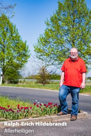 Tulpen in Blüte - Ralph-Erich Hildebrandt